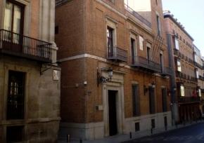 Palacio de Cañete en Madrid, en la Calle Mayor 69 famoso por su historia de fantasmas
