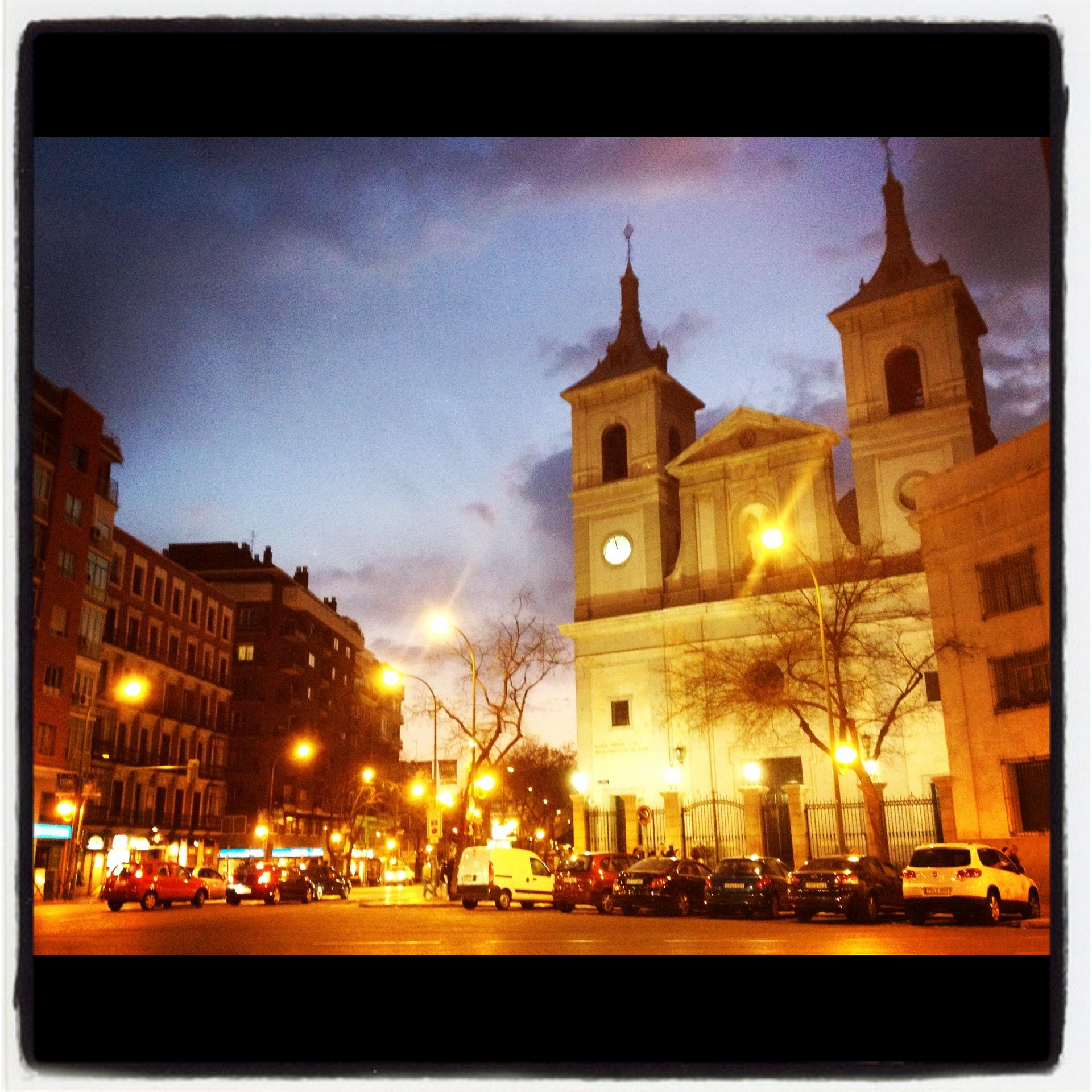 Iglesia de Chamberi, Madrid