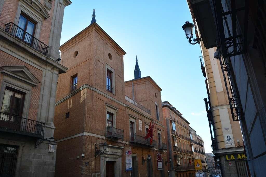 Palacio de Cañete , Madrid