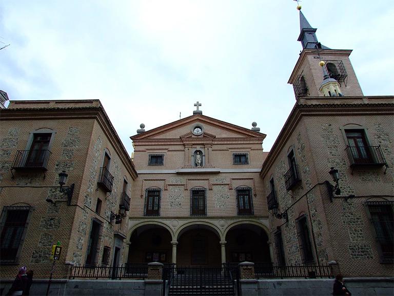 Iglesia de San Ginés, Madrid