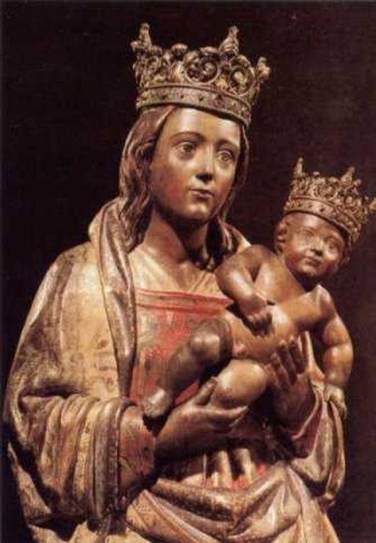 Virgen de la Almudena, Madrid
