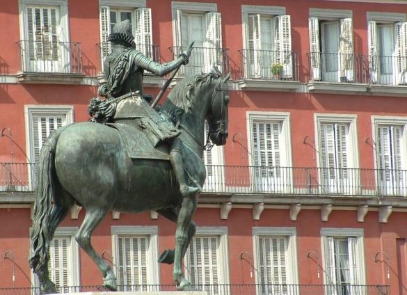 FelipeIII-PlazaMayor