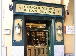Churreria San Ginés, en Madrid, la mejor opción para disfrutar de un chocolate con churros