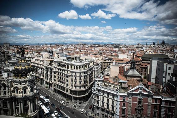 Los rincones más románticos de Madrid