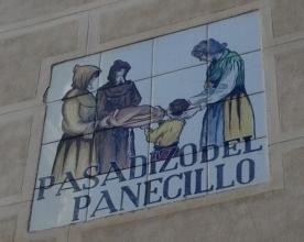 a del Pasadizo del Panecillo