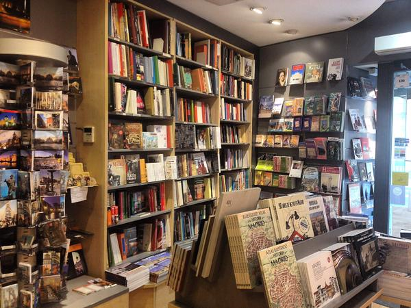 La Librería, Calle Mayor 80