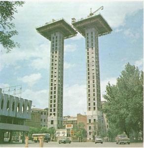 Torres de Colón en Madrid