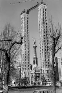 Torres de Colón en MadridTorres de Colón en Madrid