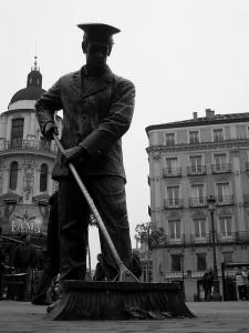 Escultura en Madrid