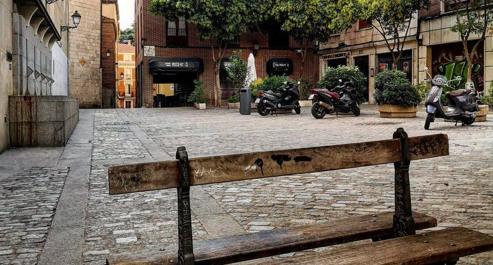 Plaza del Biombo, Madrid