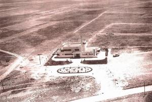 Aeropuerto de Barajas en 1931, Madrid