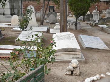 Cementerio Británico en Madrid