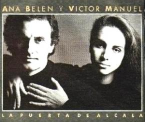 Portada del disco de Victor Manuel y Ana Belén