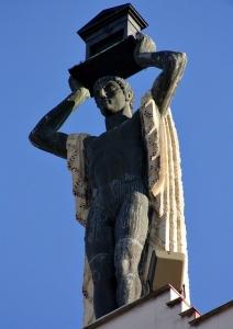 El Romano, de Victorio Macho