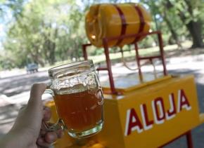 La Aloja, el primer refresco de Madrid