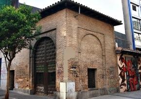 Humilladero de la Calle Fuencarral, en Madrid