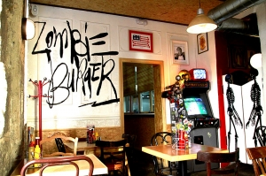 Zombie Bar en Malasaña