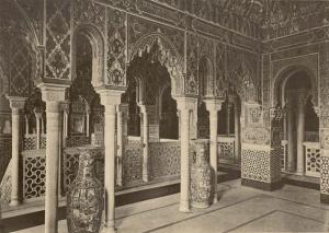 Estancia en el Palacio de Xifré
