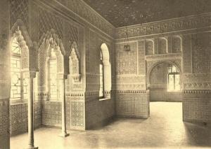Interior del Palacio de Xifré