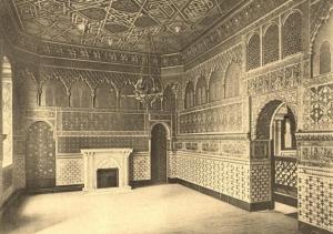 Estancia del Palacio de Xifré