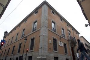 Real Academia de Historia en Madrid