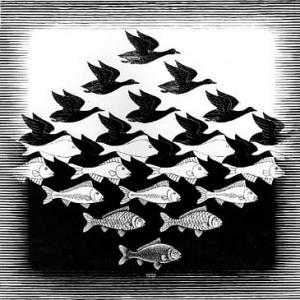 Obra de M. C. Escher