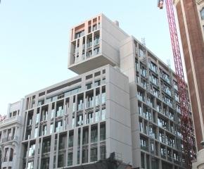 Nuevo edificio en Gran Via 48