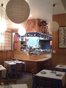 Interior del Restaurante Naomi