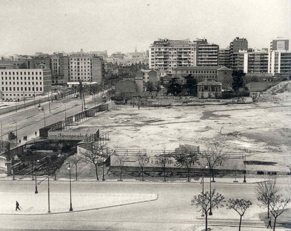 Fotos antiguas la vida previa a azca secretos de madrid - Ciudad pegaso madrid ...