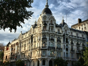 Casa Gallardo en Plaza de España, Madrid