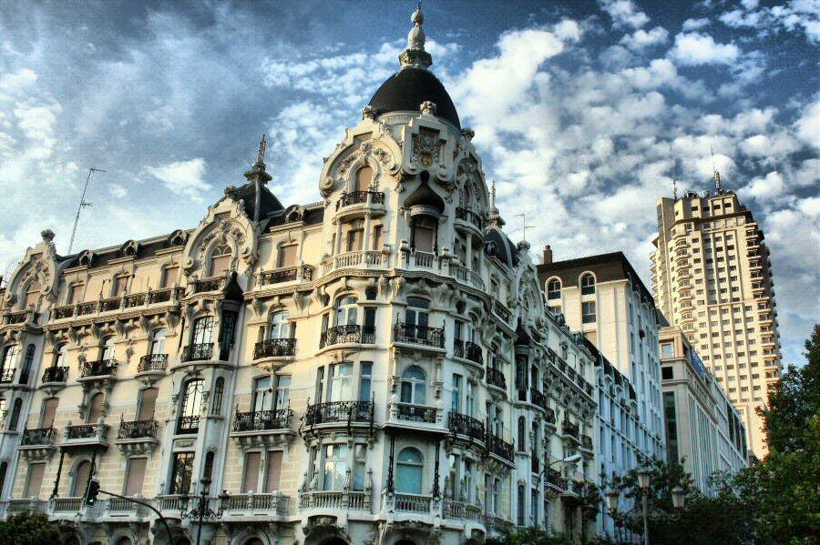 La espectacular Casa Gallardo, en Madrid
