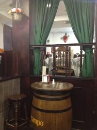 Interior de la Taberna Andaluza Bulería