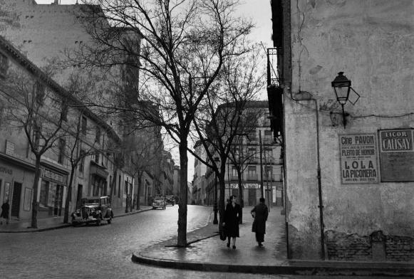 Calle de Embajadores 1953