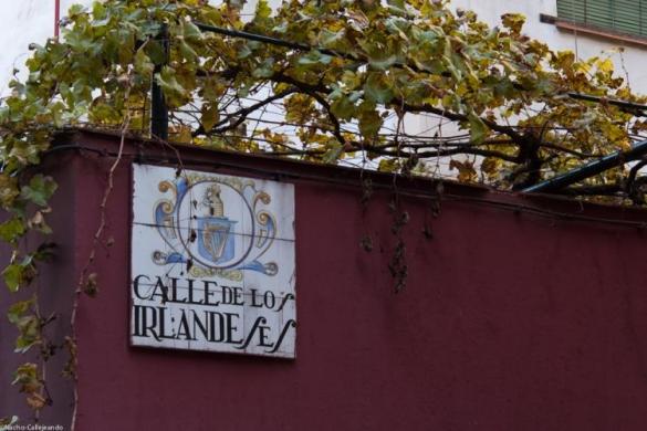 Calle de los Irlandeses