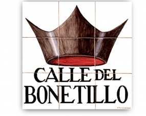 Calle del Bonetillo en Madrid