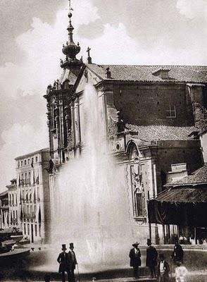 Fuente San Bernardo