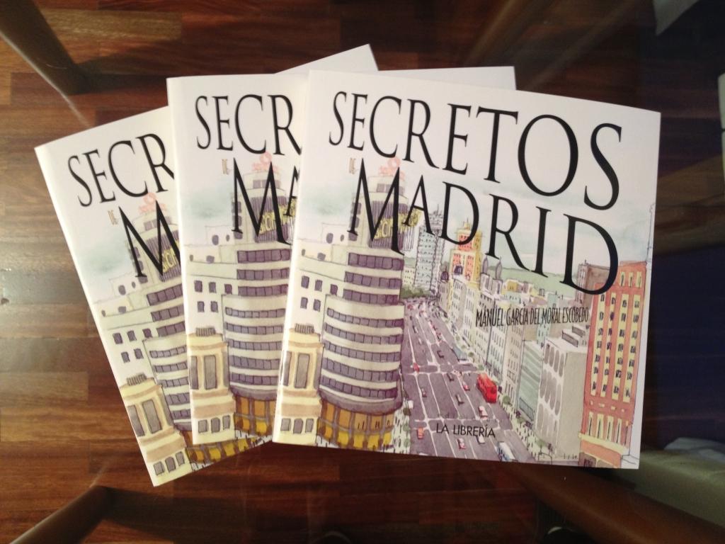 Libros de Secretos de Madrid