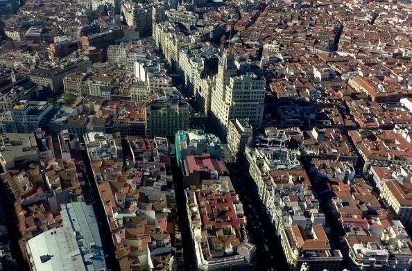 Madrid Drone