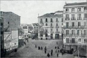a de Callao en el año 1915, Madrid