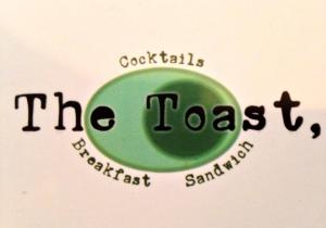 Logo de 'The Toast Cafe', situado en Fernando el Católico, 50. Madrid