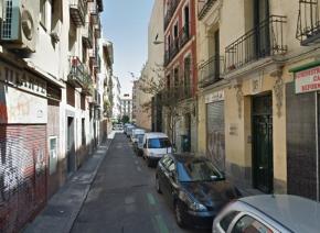Calle de Barbieri, en Madrid