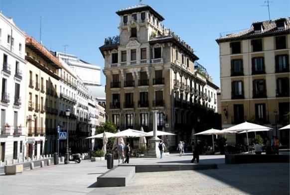Plaza de Ramales