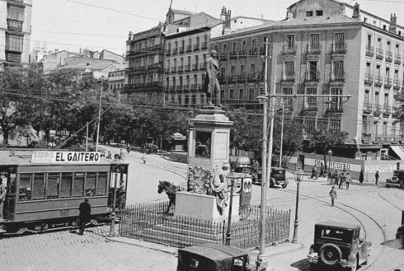 Fotos antiguas la glorieta de bilbao en 1920 - Bilbao fotos antiguas ...