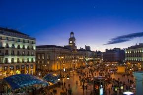 Puerta del Sol, foto de Callejeando Madrid