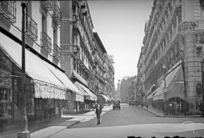 Calle Arenal (1930) en Madrid