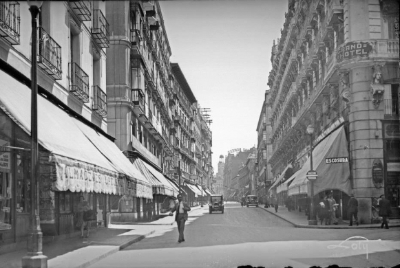 Calle Arenal (1930)
