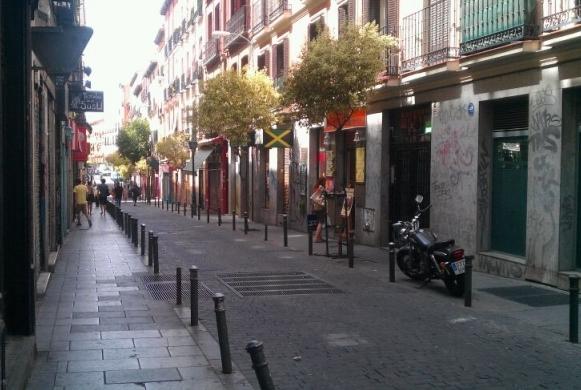 Calle Espíritu Santo Madrid