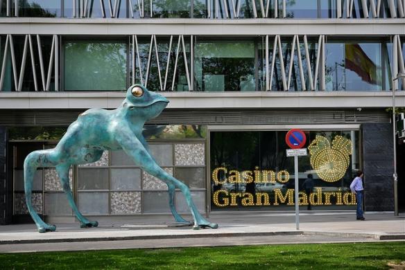 El gran amuleto de Madrid