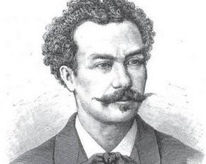 """Achilles Bargossi, el """"hombre locomotora"""""""