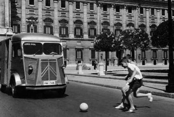Plaza de Oriente 1969 1